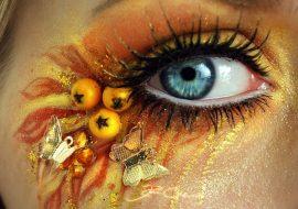 A alma dos olhos
