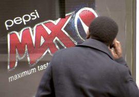Ponto de ônibus da Pepsi Max
