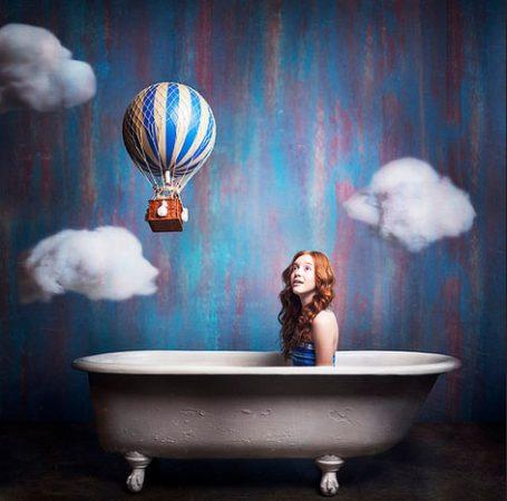 Foto conceito e surrealismo de Rob Woodcox