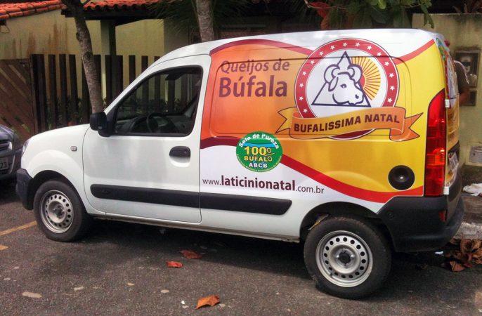 Bufalissima Plotagem