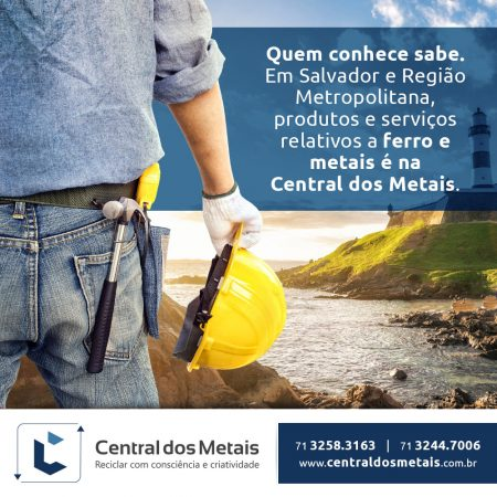 Central dos Metais – Posts