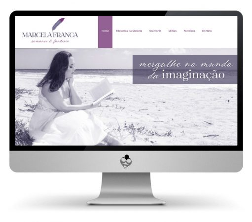 Marcela Franca – Site