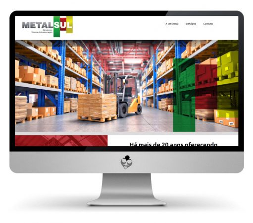 Metalsul – Site